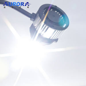 Aurora Super Bright 1 1 Design Led Headlight Bulbs One Piece Car Lamps Mini Design H8 H9 H10 H11 Model