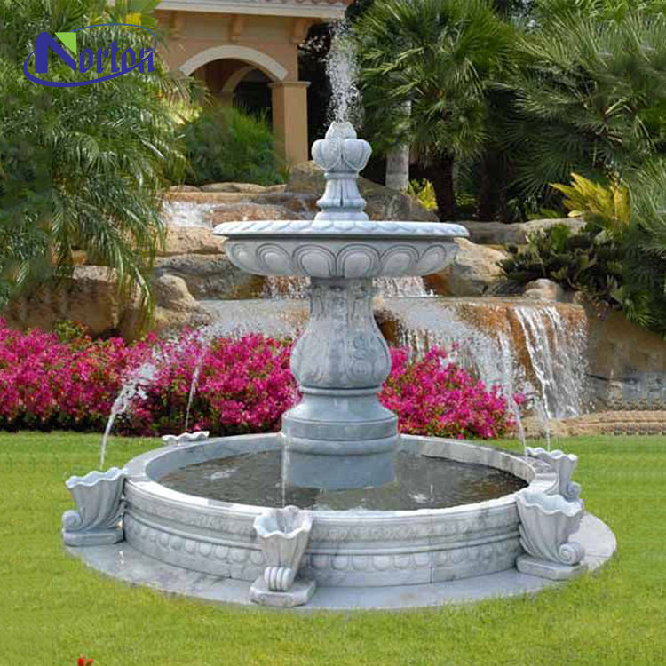 China Granite Outdoor Fountains Design China Granite Outdoor