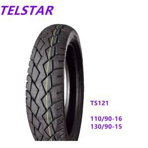 Pair of Tyres 110//90-16 130//90-15