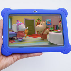 Low price android 4.4 mini colorful tablet Q88 7 inch tablet