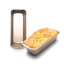 High Quality Bakeware Tools Carbon Steel Square 7 inch Toast Pan Mould Bread  & Loaf Baking Tray