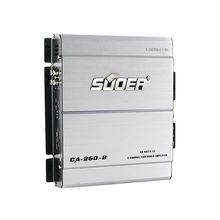 Suoer CA-260-B factory supply high end audio amplifier car audio hifi auto amplifier 12v kit
