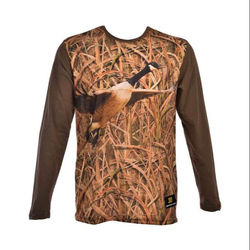 Guntack Goose Camo Long Sleeve Shirt High Quality and Low Price Shirt for Outdoor Activities Breathable and Comfortable Shirt