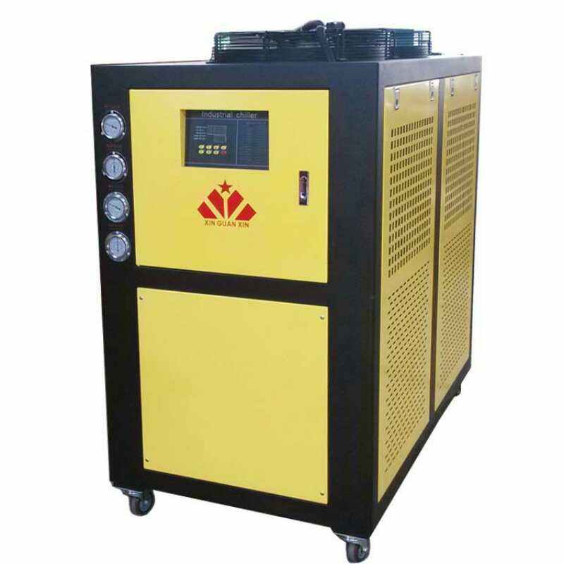 Haida XGXA-U5 water cool chiller / air industrial cooling chiller