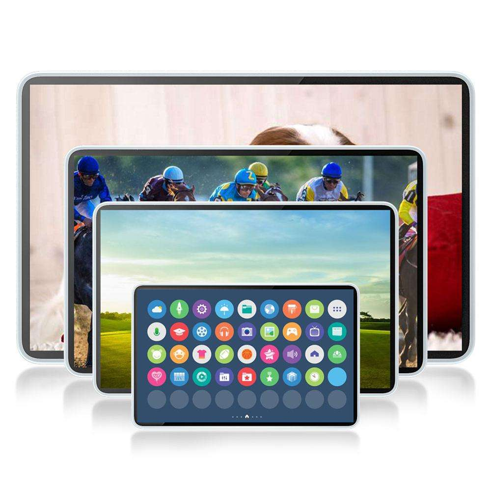 ultra thin cheap advertising player 32 inch android desktop all in one touch screen computer pc