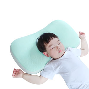 Adjustable height four seasons universal shaped baby sleep head pillow