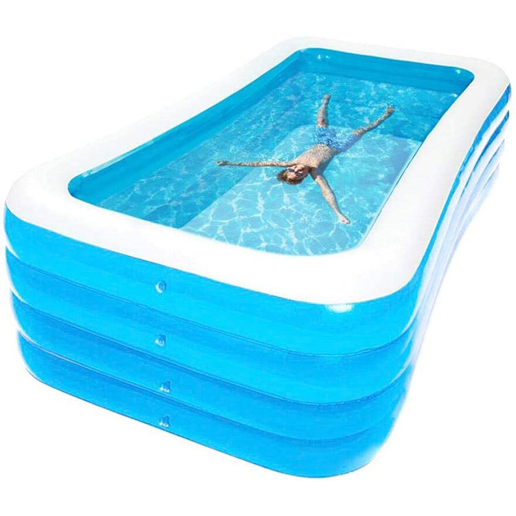 PVC Portable Plastic Playing Swimming Inflatable Pools