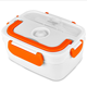 Made in CHINA The food containers 12v car electric plastic heating lunch box food heater