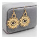 Large Earring Drop Earrings High Quality 18k Gold-plated Large Earring Jewelry For Women