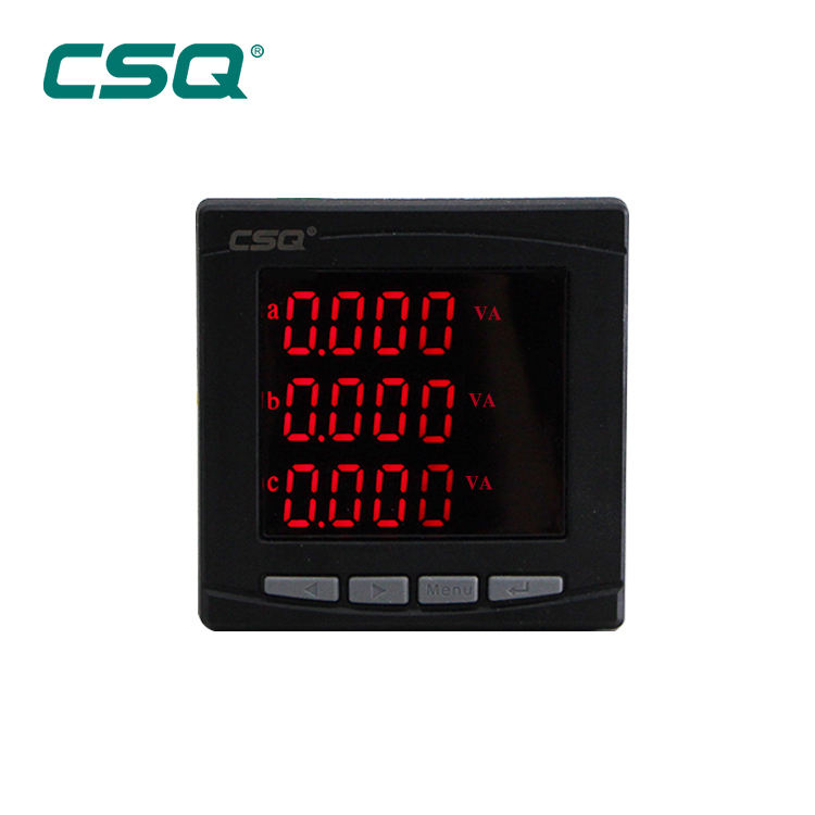 Good price rf power meter multifunctional battery meter 220V AC CE LED Display power meter multifunction wholesale