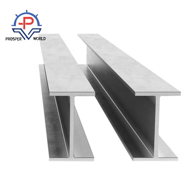 china manufacturer construction structural 200x100x55x8 hot rolled h beam sizes