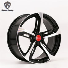 A014 Hot Sale Factory Popular 18 Inch 5X100 Alloy Wheels For Audi