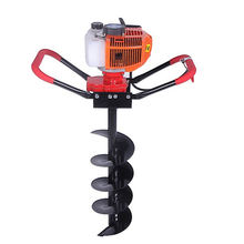 2020 best price Tree planting digging machines / ground hole drill / earth auger
