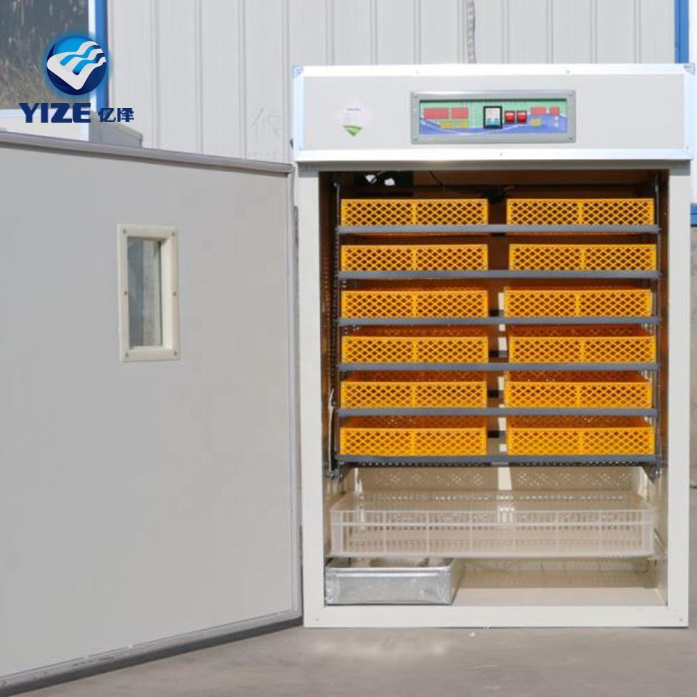 hot selling electric commercial used chicken egg incubator for sale /farm