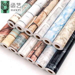 Adhesive wall paper waterpoof wallpaper home decoration peel and stick