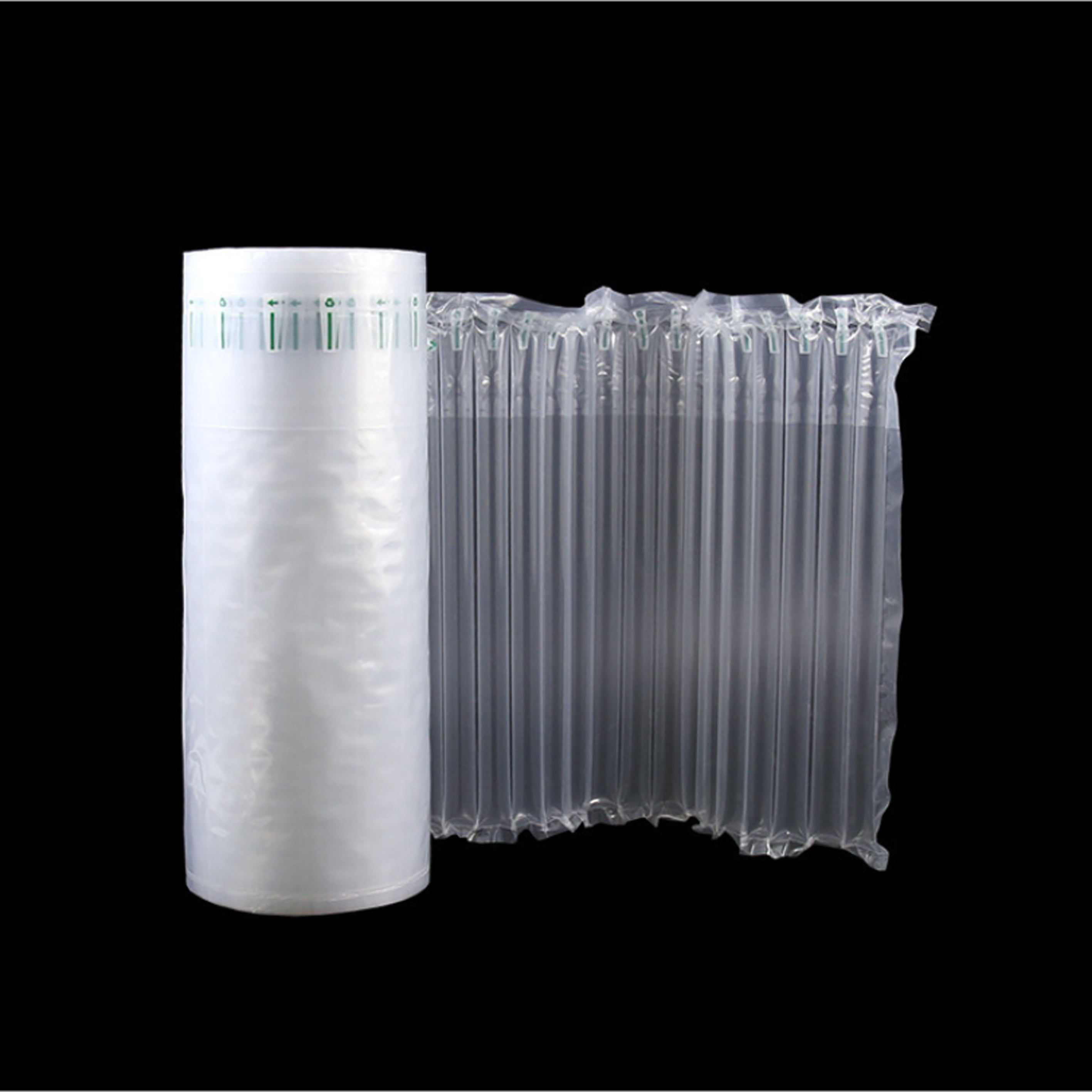 30CM Thickened Air Column Bag Coil Express Packing Air Column Buffer Pad Shock-proof, Fall-proof, Buffer Bubble Column Coil