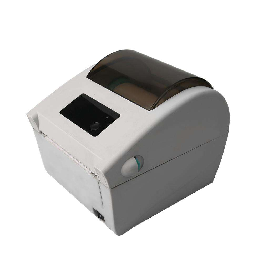 Flynova Thermische Label Printer 4X6 Hoge Kwaliteit XP-490B Xprinter Direct Thermische Max Breedte 108 Mm Barcode Printer
