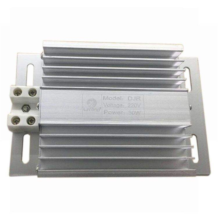 High quality aluminum alloy pectination block heater cabinet heaters for switch cabinet
