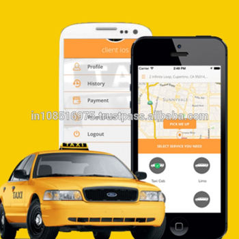 iOS Supportive Best Taxi Application (Android / iOS)