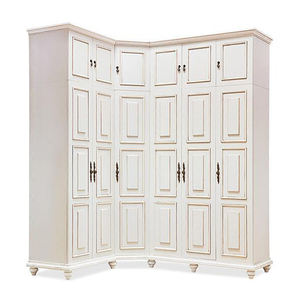 Saving Space Corner Wardrobe Bedroom Furniture Wardrobe