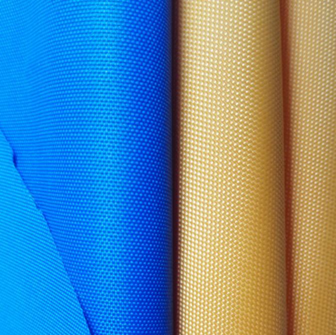 Pu/pvc Waterproof 420D Nylon Oxford Fabric nylon tricot fabric for bag