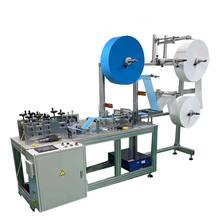 Disposable Dust Plane Face Mask Making Machine Manufacturer