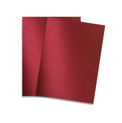 Metallic Premium Card Double Side Coated 120g Fancy Pearl Paper Cardstock