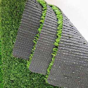7mm Factory price outdoor landscape ornament artificial fake grass