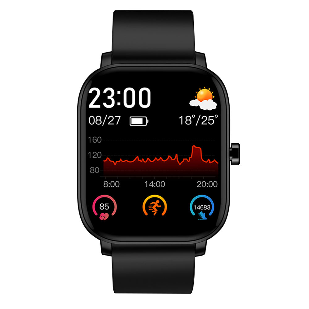 2020 Top Selling Smart Watch Phone Bluetooth Smart Wristband with Heart Rate Monitor Reloj Inteligente for Men