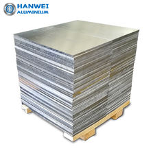 Cutting Alloy Plate 2024 3003 5052 6061 7075 Aluminium Sheet price per kg