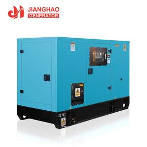 3 Phase Air Cooled Diesel Power Generator 60kva