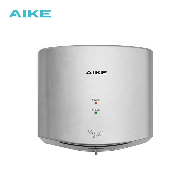 Abs [ China Hand Dryer ] Hand Dryer Supplier Bathroom AK2630S China Supplier Small Automatic Air Touchless High Speed Anti-bacterial ABS Hand Dryer