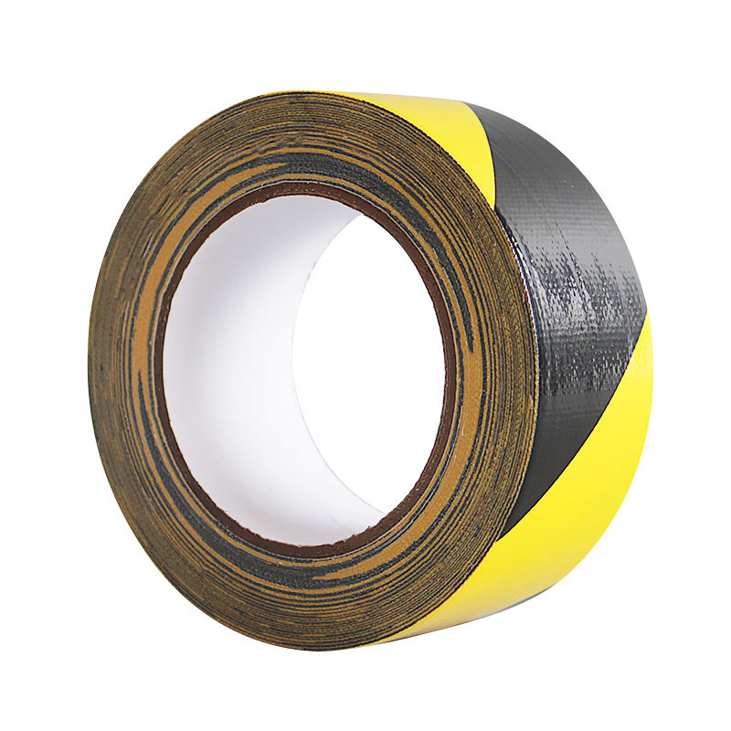 Mesh Gaffer Floor Marker Customized Caution Waterproof No Residual Cloth Duct Warning Tape