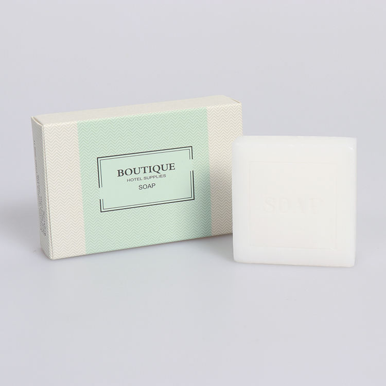Factory sale eco-friendly natural soap hotel disposable