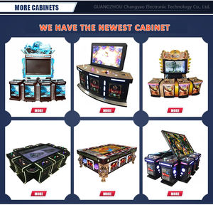 HOT Selling IGS Jackpot Oceaan Koning machine kit fish game tafel vissen game software voor seale