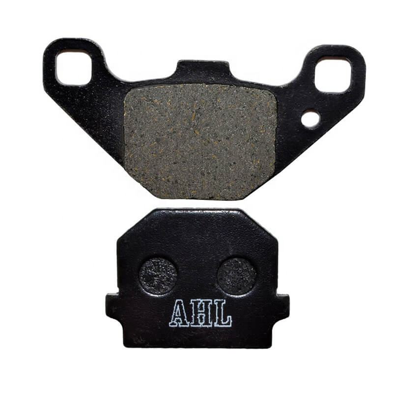 Hot Sale Motorcycle Spare Part Brake Pad For AEON Aero 50 100 Pulsar 125 Sporty 180 BENELLI Zenzero 350 APACHE RLX50 RLX100