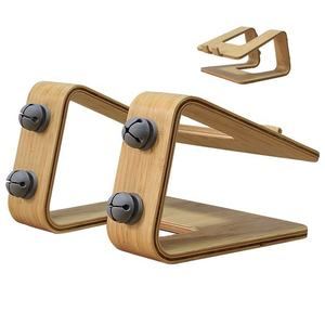 Creative Eco-friendly Bamboo Laptop Stand SW-HS400