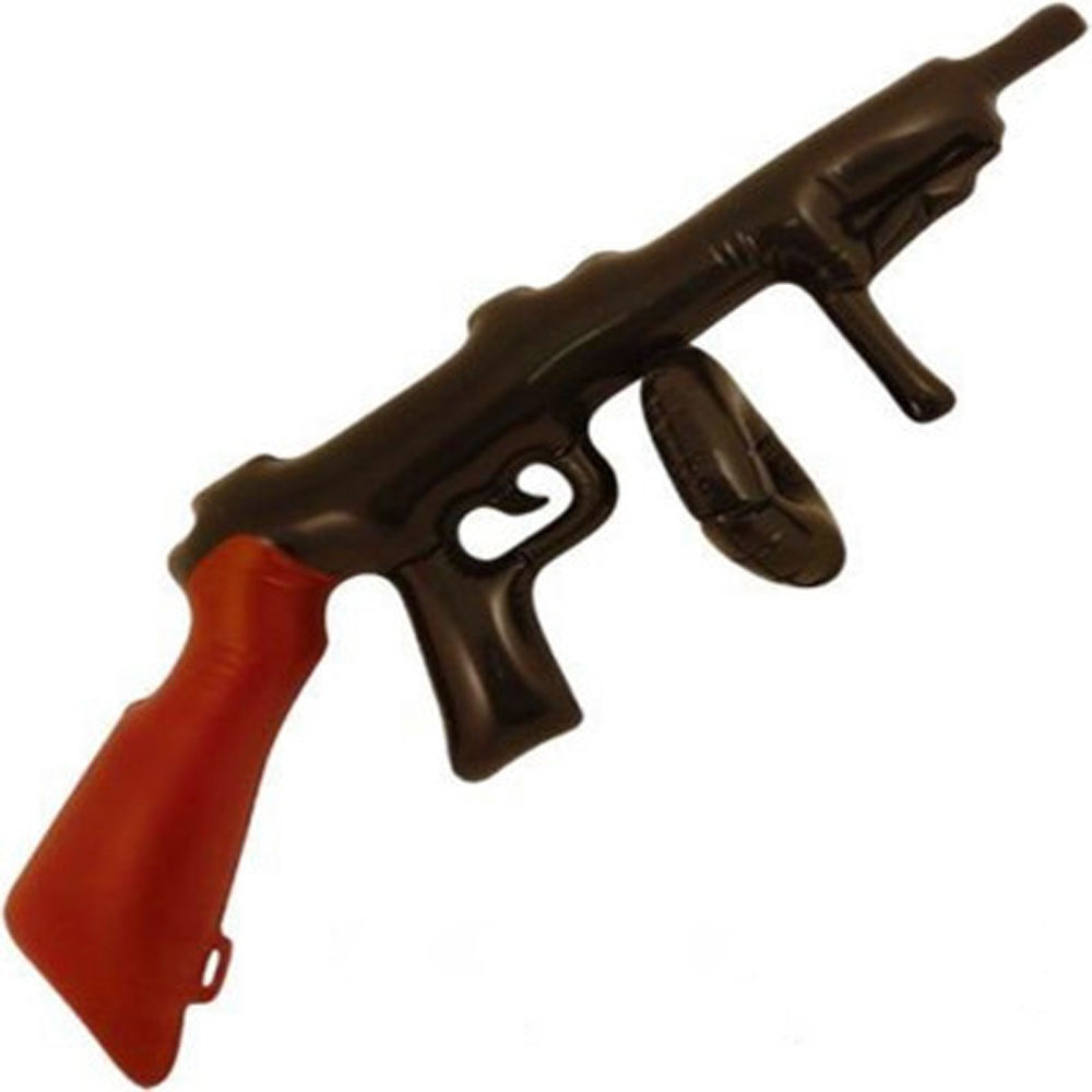PVC Inflatable Kids Toy Weapon Gun for Party