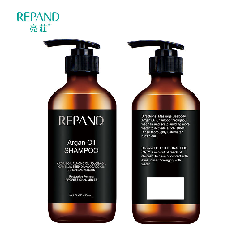 Best hair growth tea tree herbal special argan oil based shampoo and conditioner for men