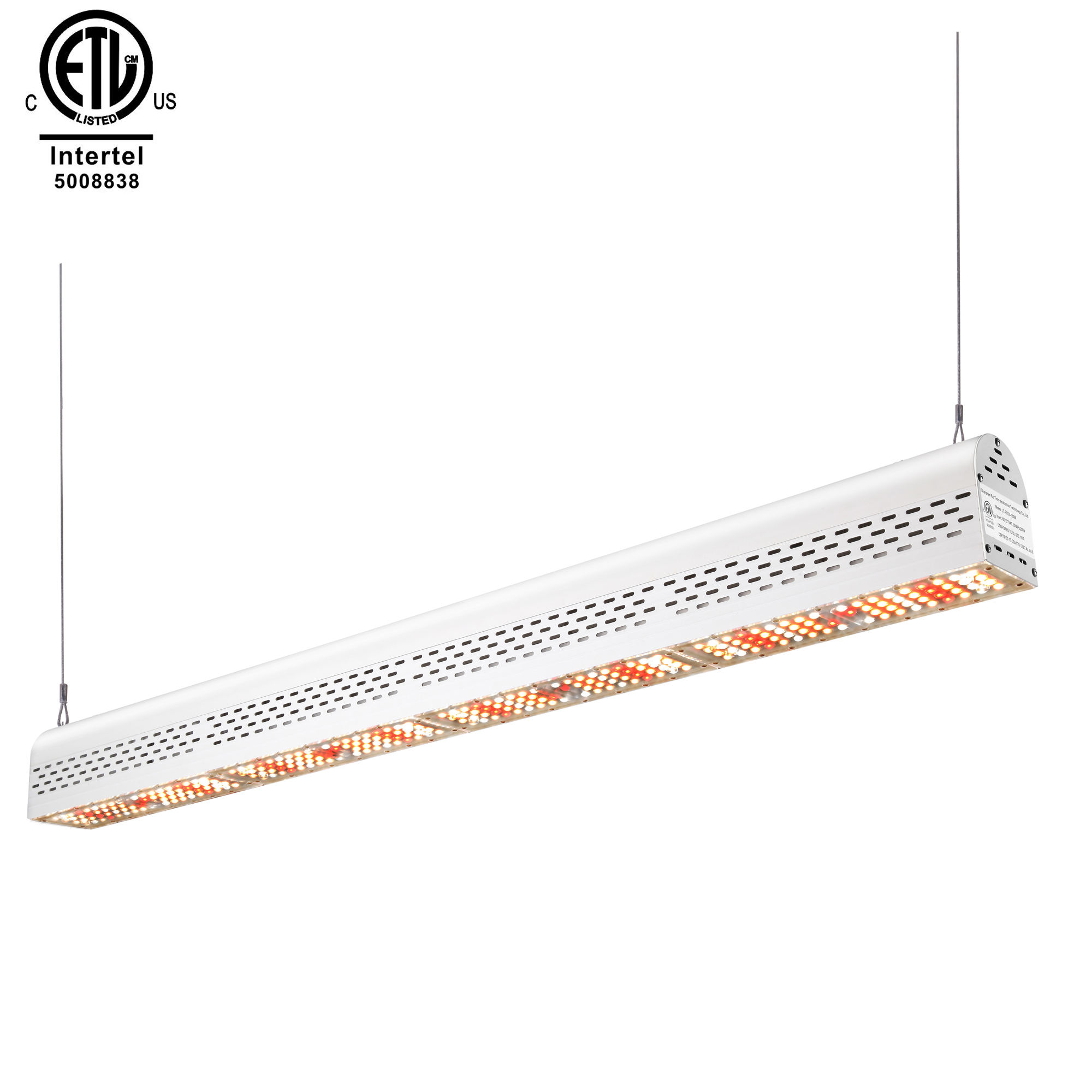 China ETL lista igual a 200W 400W 500W 800W 1000W Real 50W 100W 150W 200W 300W Bar interior impermeable planta <span class=keywords><strong>LED</strong></span> crece la luz