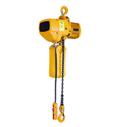 HHBB electric chain hoist without trolley
