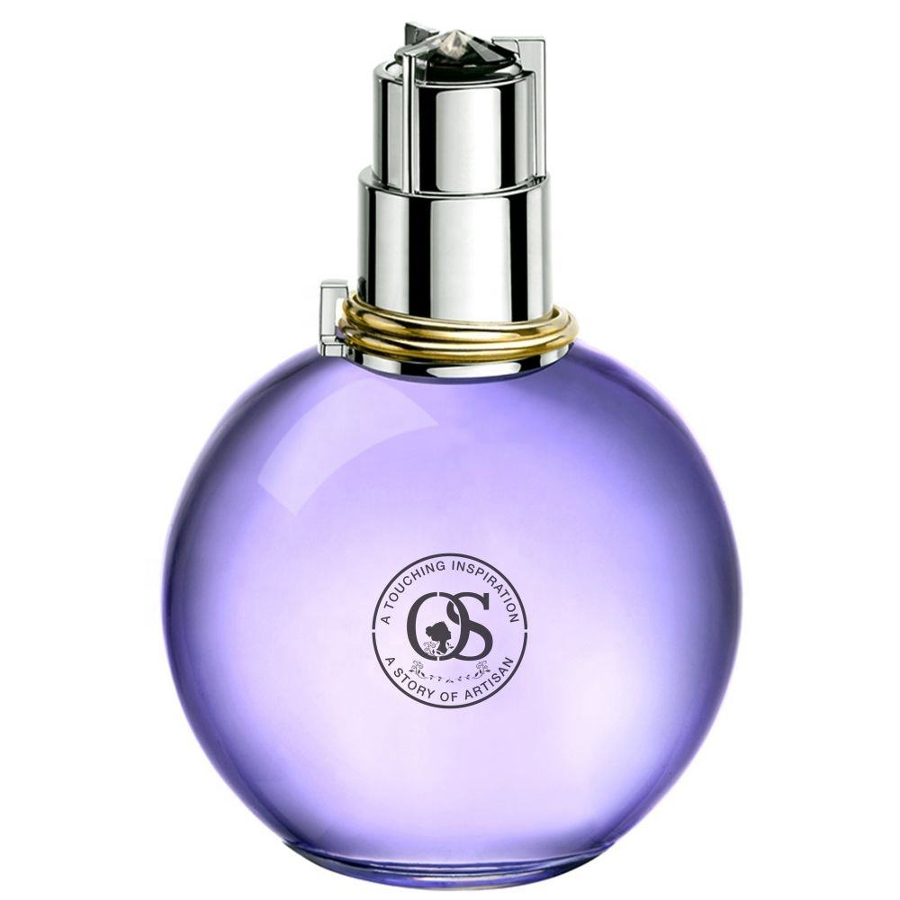 55ml custom made ladies body splash luxury perfume fragrance branded
