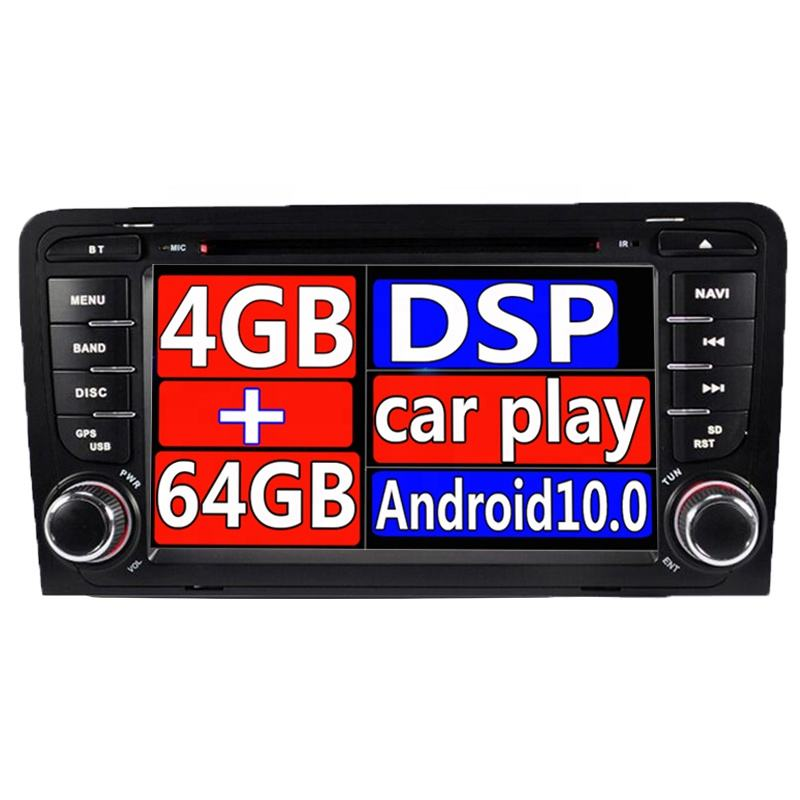 ANDROID 9,0 FÜR AUDI A3 RS3 auto AUTO AUDIO <span class=keywords><strong>DVD</strong></span> VERBUNDEN DIREKT Gps Navigation Multimedia Video radio mit kabelbaum