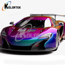 Kolortek chameleon pearlescent car paint pigment colour shift cameleon pigment