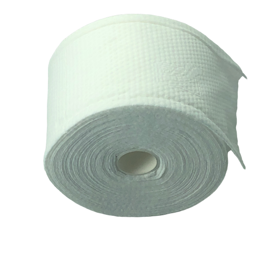 Multi-Purpose 100% Cotton Tissue Soft Dry Facial Cotton Wipes Roll for Sensitive Skin
