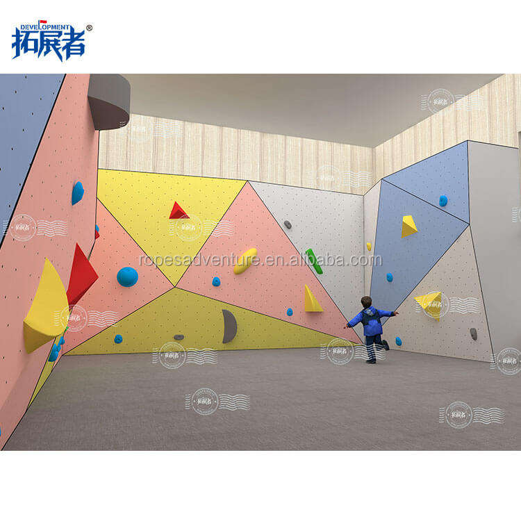 Kids Indoor Rock Climbing Wall Playground