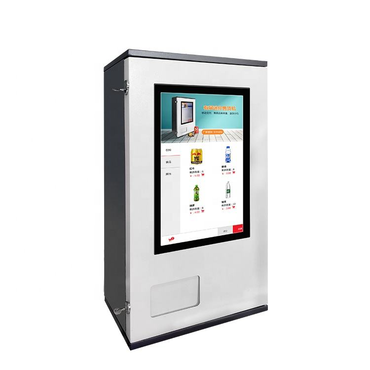 smart vending machine mini vending machine compact vending machine with touch screen