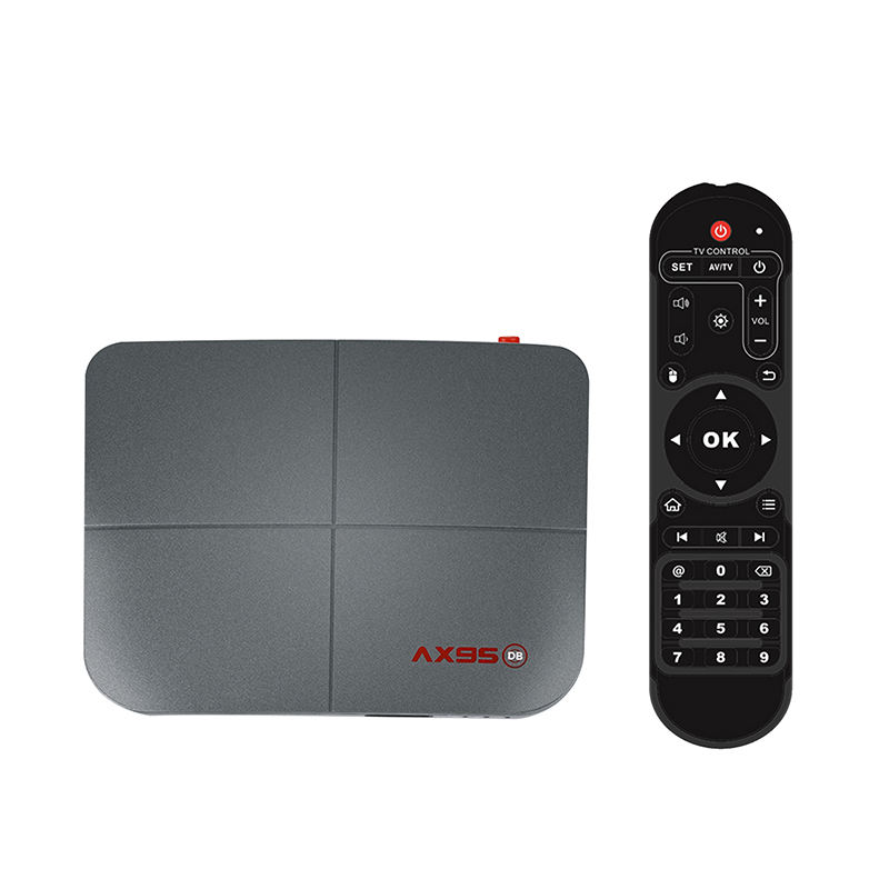 AX95 AML s905X3-B qual core Smart TV Box 4GB RAM 32GB ROM 8K 5G WiFi Media Player Android 9.0 HD media player Set Top BOX