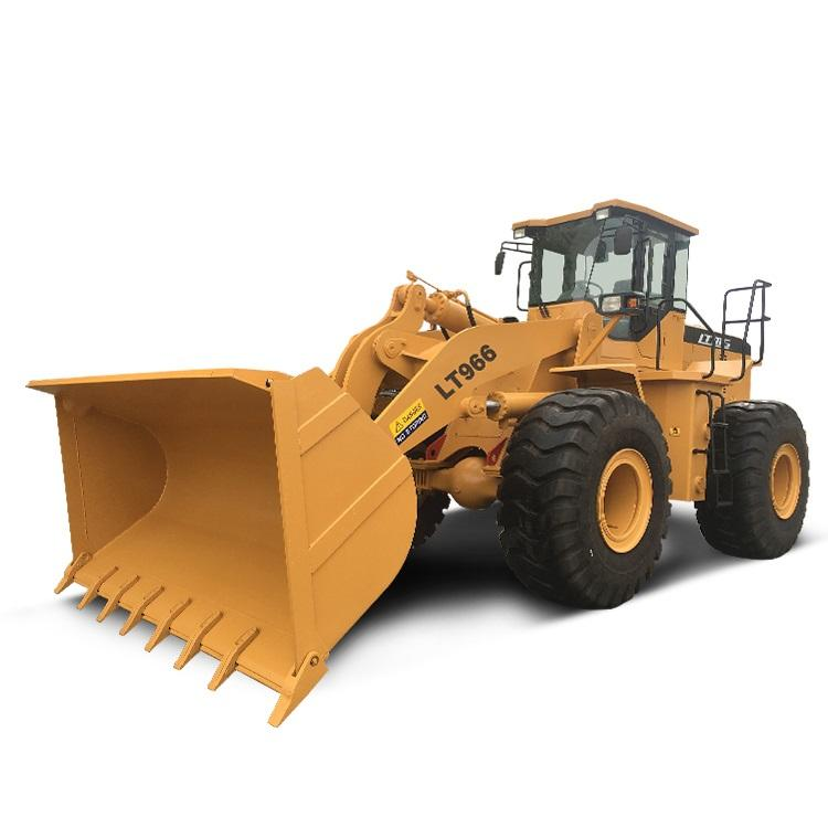 Chinese construction equipment 5ton 6ton 7ton new front end loader 6 ton wheel loader with rops/fops cab for sale