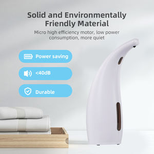 New Design Plastic Touch-free Hand Disinfection Automatic Liquid Soap Dispenser